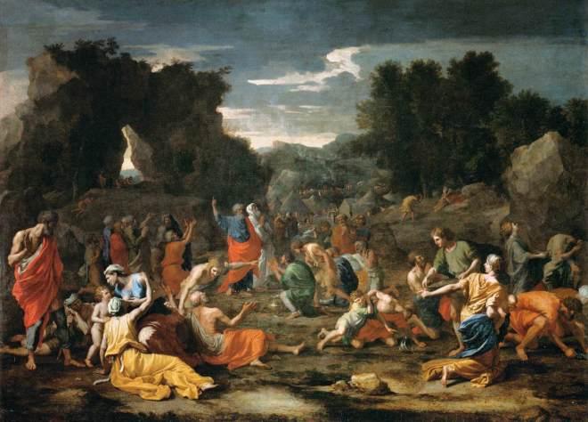 gathering-of-manna